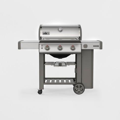 Weber Genesis Ii S 310 Lp 61001001 Stainless Steel Target