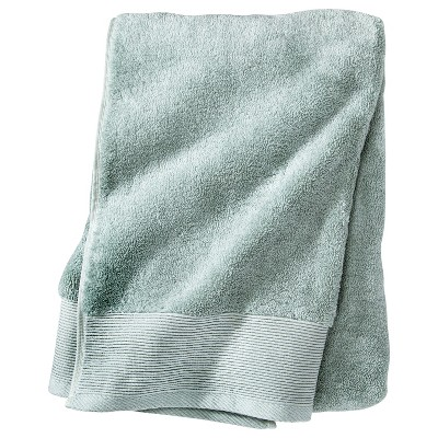 Solid Bath Sheet Gray Aqua - Project 62™ + Nate Berkus™