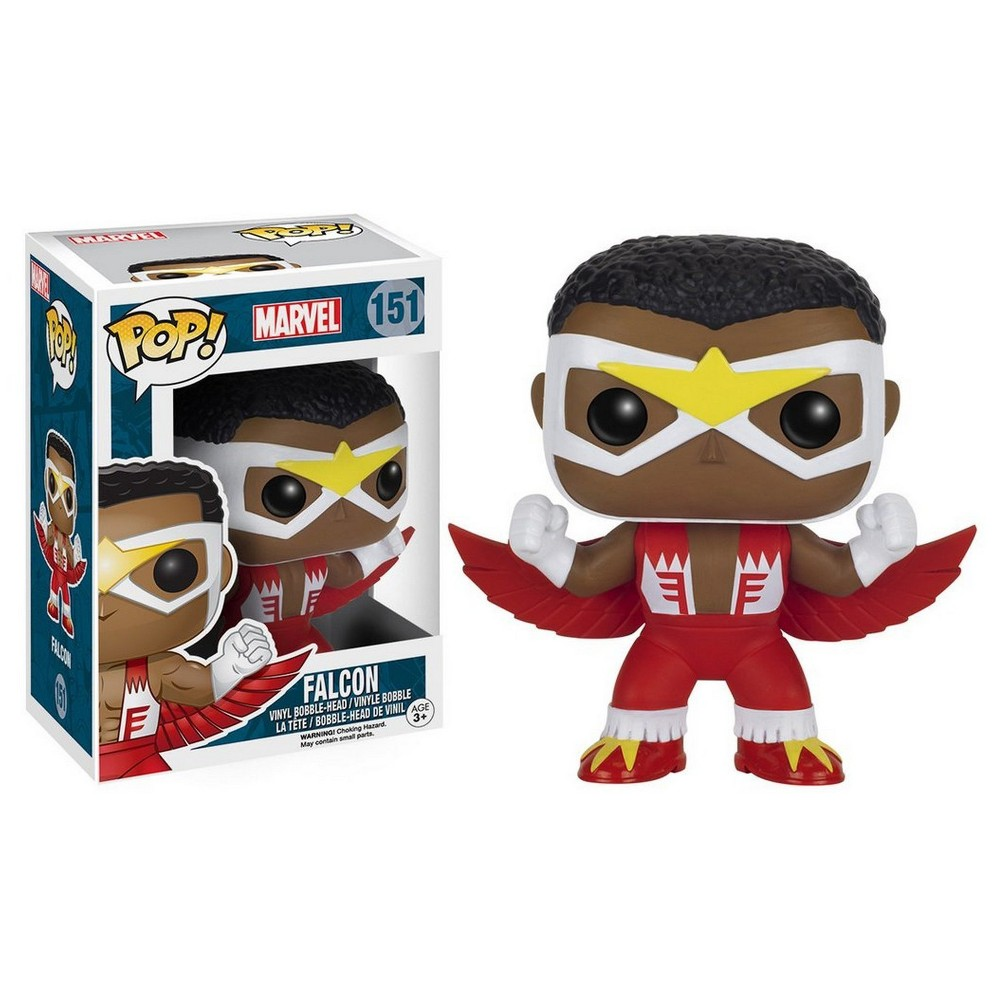 Funko Pop! Marvel: Falcon Classic Action Figure