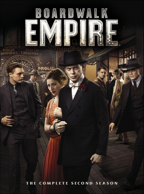 Boardwalk Empire: The Complete Second Season (5 Discs) (Widescreen) - image 1 of 1