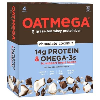 Granola & Protein Bars: Oatmega