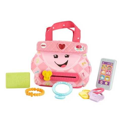 Fisher-Price Laugh and Learn My Smart Purse - image 1 of 4
