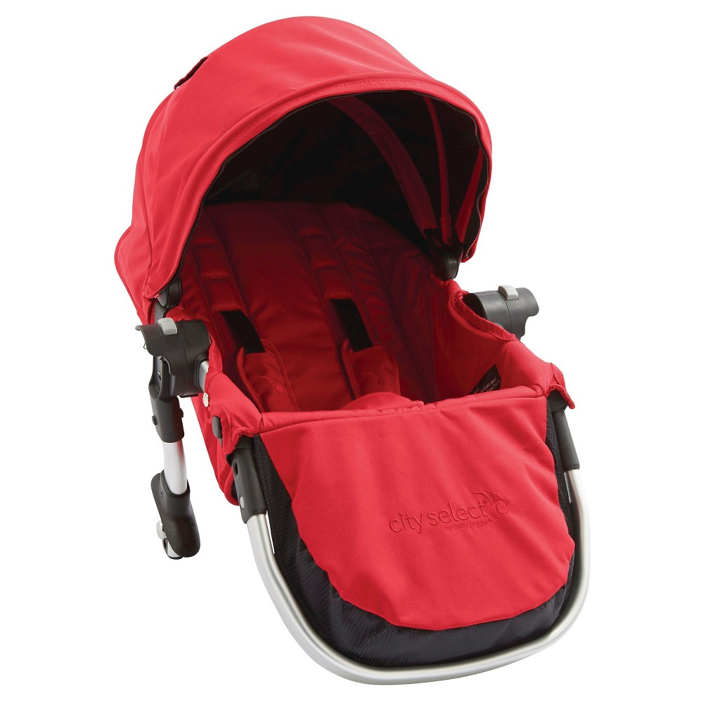 Baby Jogger City Select Second Seat Kit - Ruby (Red)