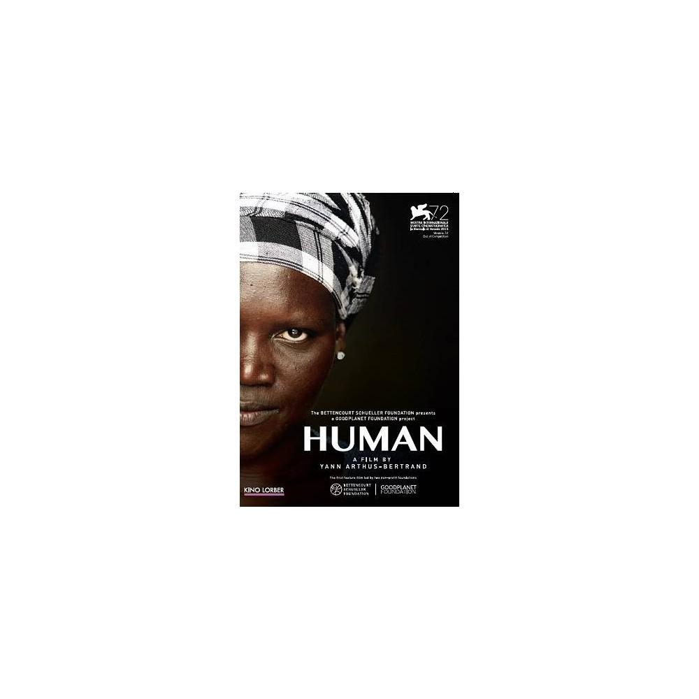 Human (Dvd), Movies