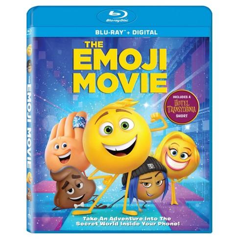 The Emoji Movie (Blu-ray +Digital) - image 1 of 1