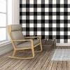 Buffalo Plaid Peel & Stick Wallpaper - Threshold™ - image 4 of 4