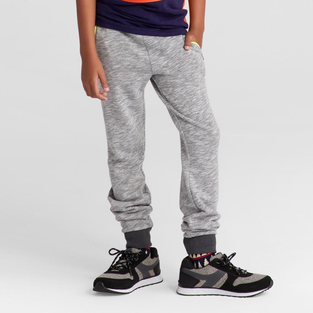 Boys' Jogger Pants - Cat & Jack Gray Xxl Husky