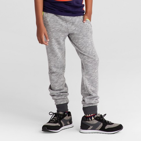 619a901562e2 Boys  Jogger Pants - Cat   Jack™ Heather Gray   Target