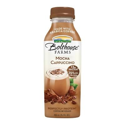 Bolthouse Farms Perfectly Protein Mocha Cappuccino - 15.2oz