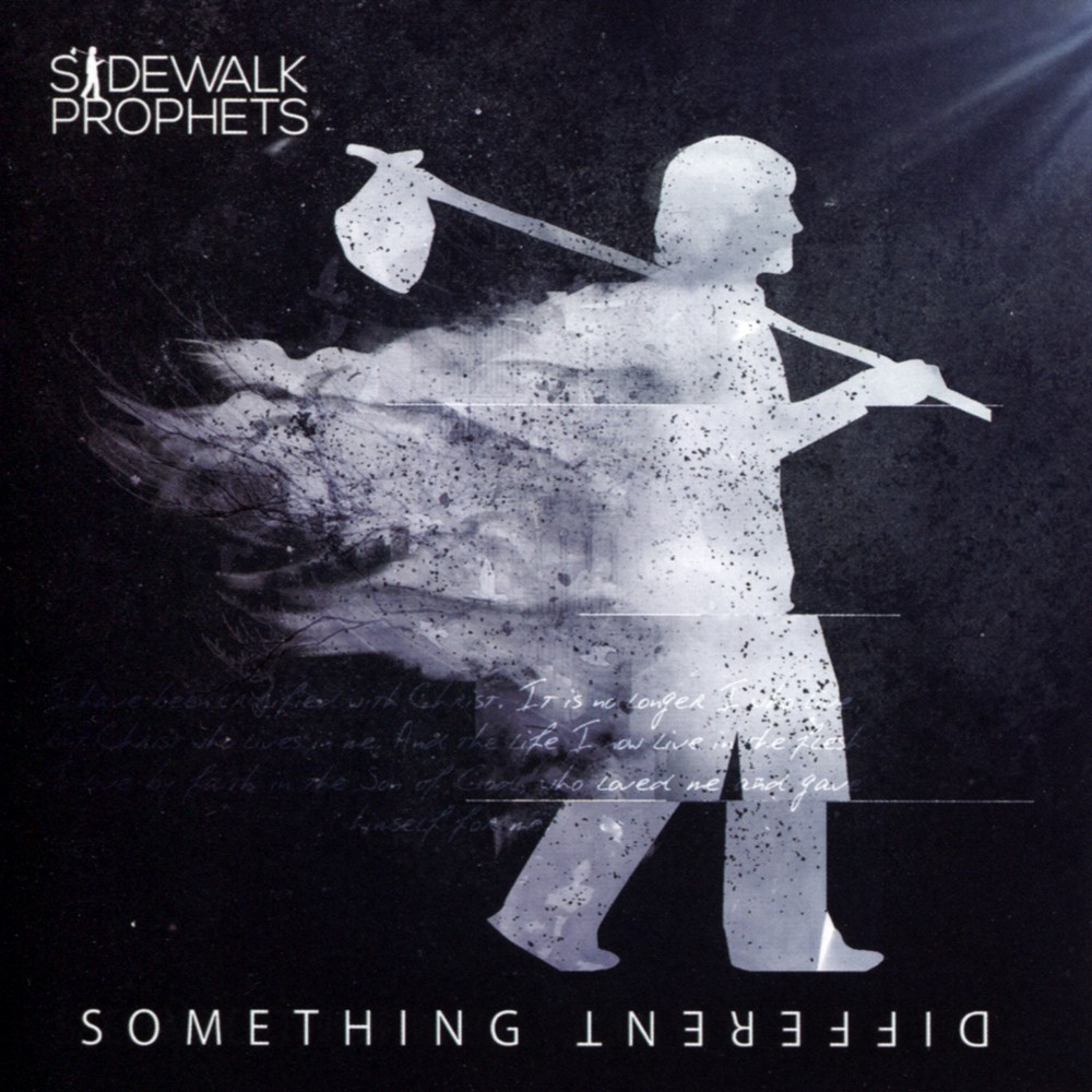 Sidewalk Prophets - Something Different (CD)