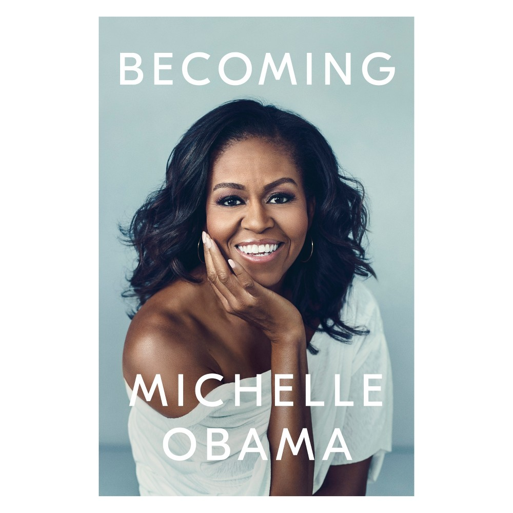 Becoming - Unabridged by Michelle Obama (CD/Spoken Word)