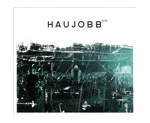 Haujobb - Alive (CD) - image 1 of 1