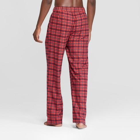 605bb8f4ce Men s Plaid Flannel Pajama Pants - Goodfellow   Co™ Orange   Target
