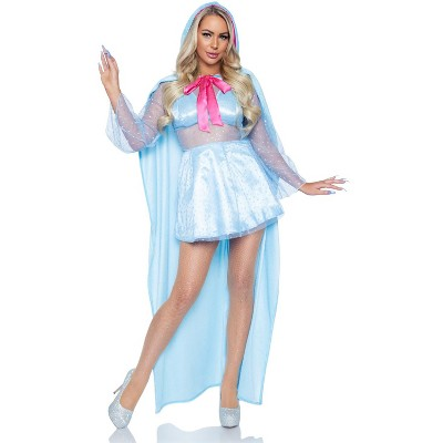 Leg Avenue Blue Fairy Godmother Adult Costume
