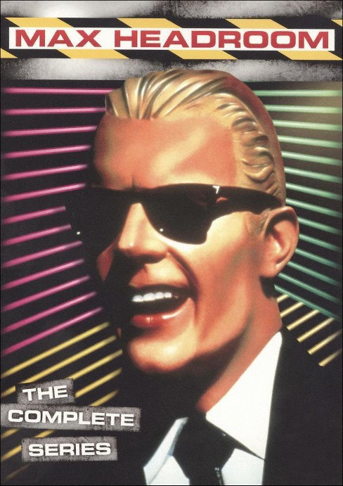 Max headroom:Complete series (DVD) - image 1 of 1