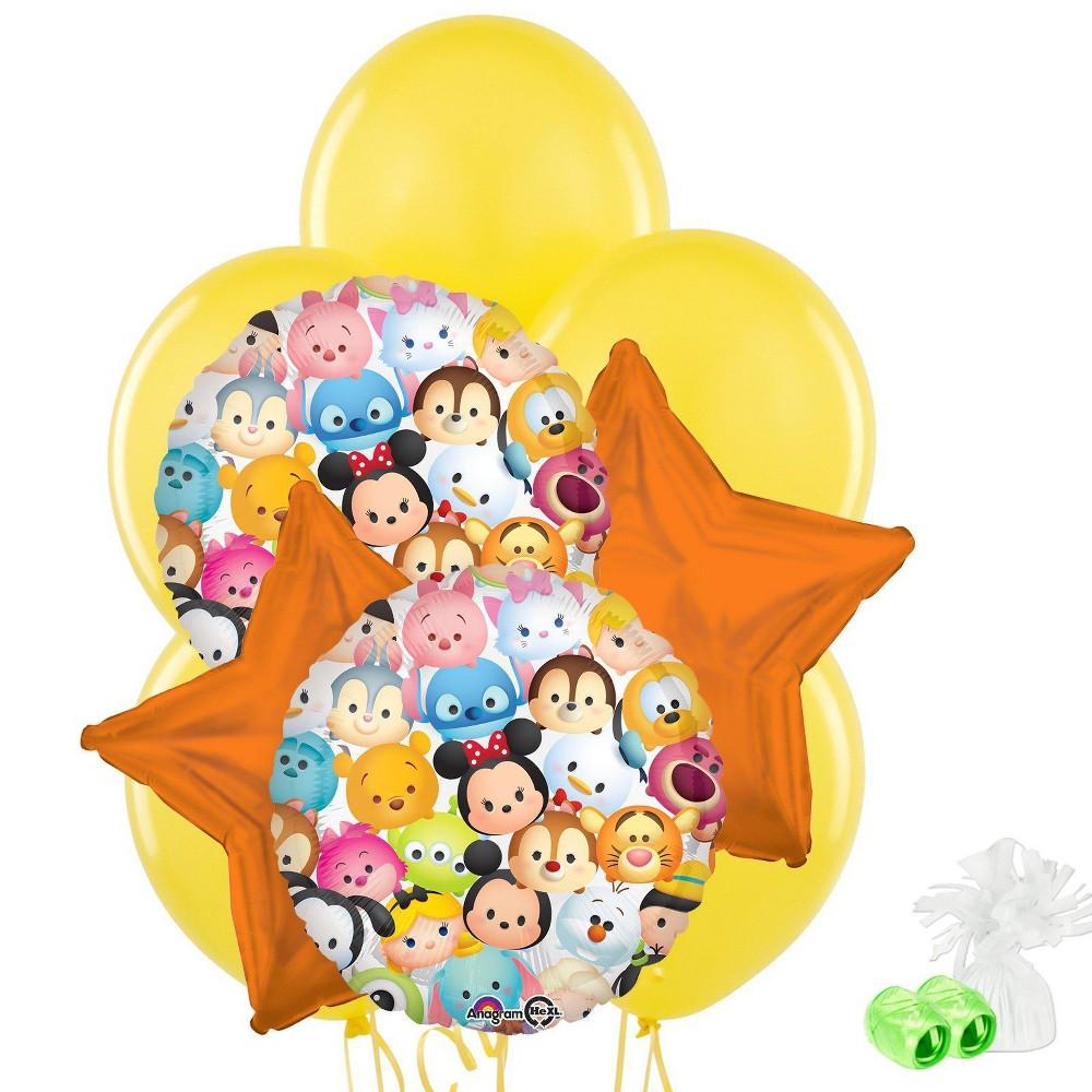 Disney Tsum Tsum Balloon Bouquet, Multi-Colored