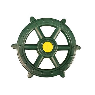 """Gorilla Playsets Ship's Wheel - Large - 18.5"""" Diameter"""