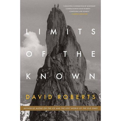 Limits of the Known - by  David Roberts (Paperback) - image 1 of 1