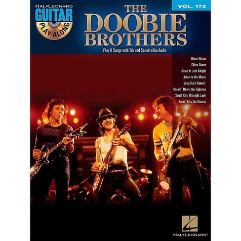 Hal Leonard The Doobie Brothers - Guitar Play-Along Series Volume 172 Book/CD - image 1 of 1