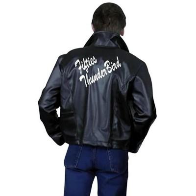 Charades Fifties Thunderbird Adult Costume Jacket