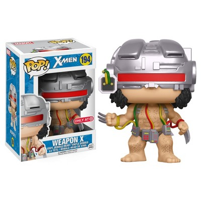 Funko POP!: Marvel: X-Men - Weapon X Wolverine