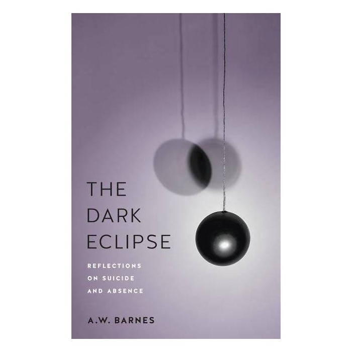 The Dark Eclipse - by  A W Barnes (Hardcover) - image 1 of 1