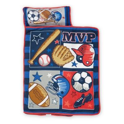 Toddler MVP Sports Nap Pad