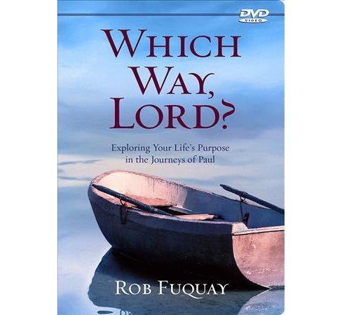 Which Way, Lord? : Exploring Your Life's Purpose in the Journeys of Paul: 6 Sessions: Downloadable PDF - image 1 of 1