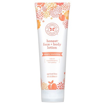 Honest Company Apricot Lotion - 8.5oz