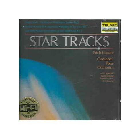 Erich Kunzel - Star Tracks (CD) - image 1 of 1