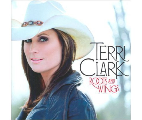 Terri clark - Roots and wings (CD) - image 1 of 1