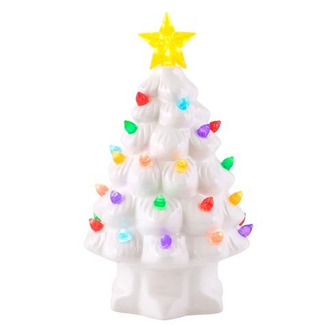 mr christmas ceramic christmas tree figurine - Target Small Christmas Tree