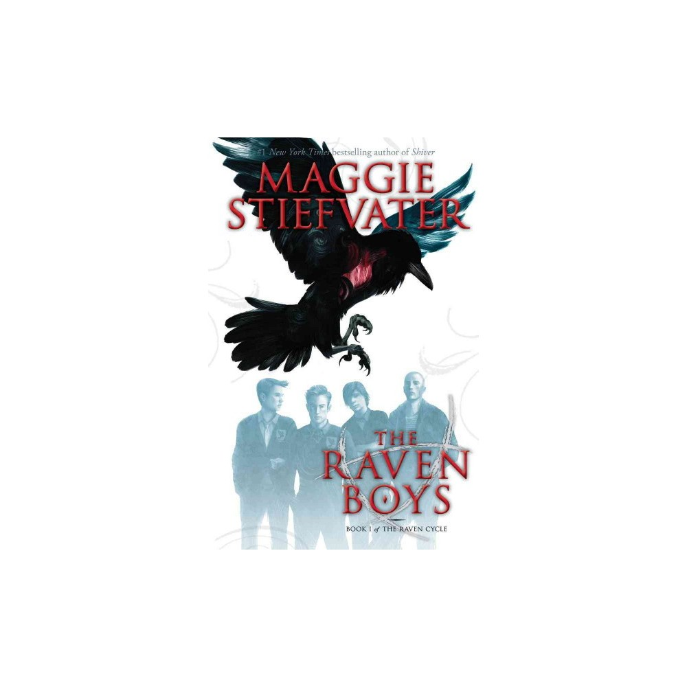 Raven Boys - Reprint (Raven Cycle) by Maggie Stiefvater (Paperback)