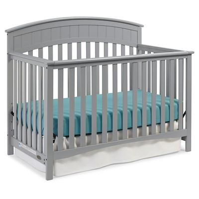 Graco® Charleston 4-in-1 Convertible Crib - Pebble Gray