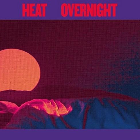 HeatHeat - Overnight (Vinyl) - image 1 of 1