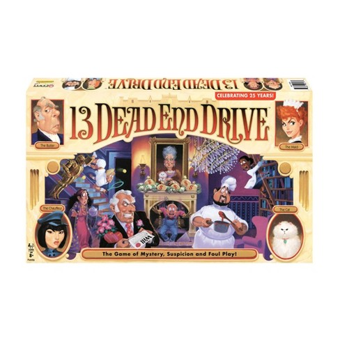 13 Dead End Drive Game - image 1 of 4
