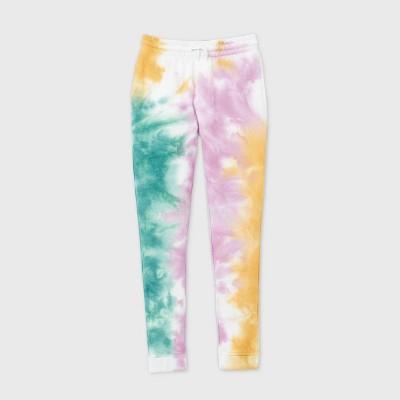 Boys' Tie-Dye Jogger Pants - art class™