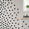 Circles Removable Wall Decal Black - Room Essentials™ - image 2 of 2
