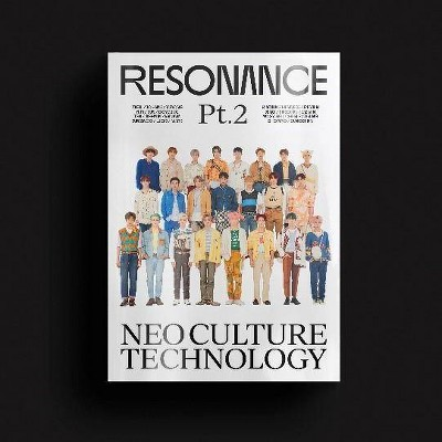NCT - The 2nd Album RESONANCE Pt. 2 (Departure Version) (CD)