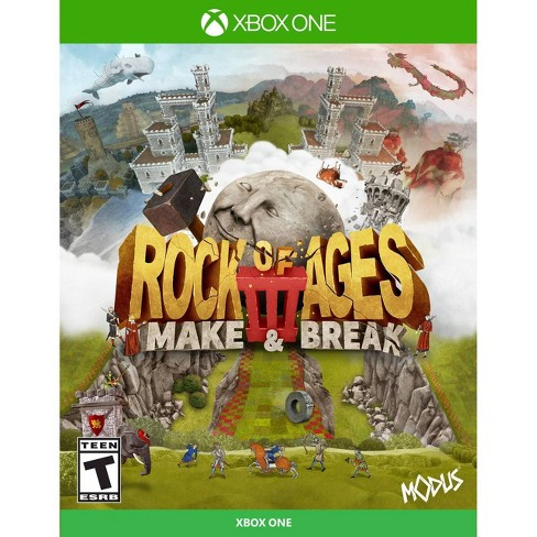 Rock of Ages III: Make & Break - Xbox One - image 1 of 4