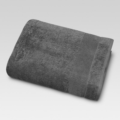 Ultra Soft Bath Sheet Hot Coffee - Threshold™