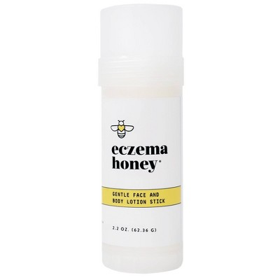 Eczema Honey Face and Body Lotion Stick - 2.2oz