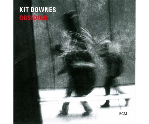 Kit Downes - Obsidian (CD) - image 1 of 1