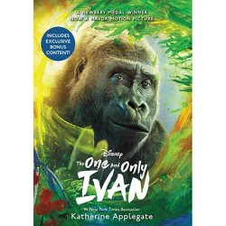 The One and Only Ivan - by  Katherine Applegate (Hardcover)