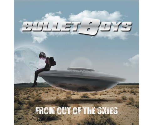 Bulletboys - From Out Of The Skies (CD) - image 1 of 1