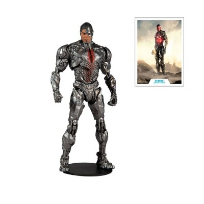 DC Comics Justice League Movie Figure - Cyborg
