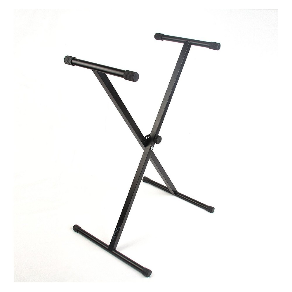 Reprize Accessories Sxks-1 Single X Keyboard Stand, Black
