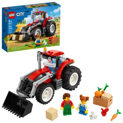 LEGO City Tractor Building Kit 60287