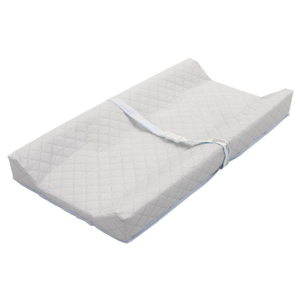 L.A. Baby Changing Pad, White