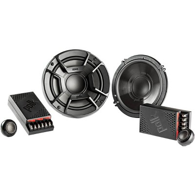 "2) Polk Audio DB6502 6.5"" 300W 2 Way Car/Marine ATV Stereo Component Speakers"